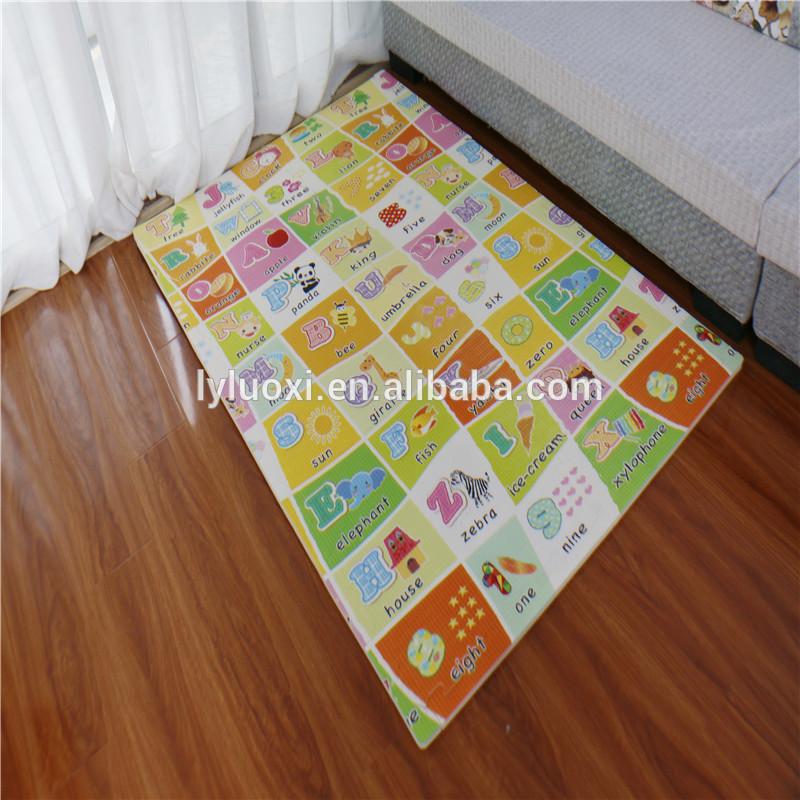 Children indoor play equipment new design play mat