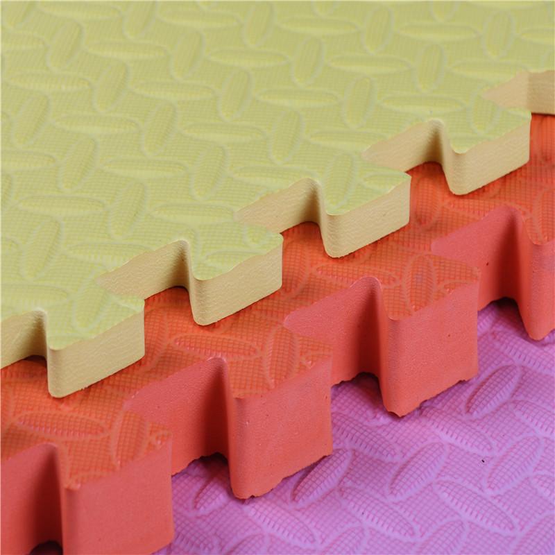baby eco-friendly interlocking eva foam floor mats