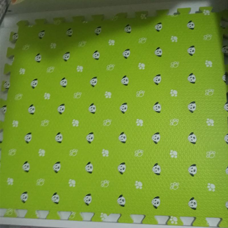 kids puzzle mat