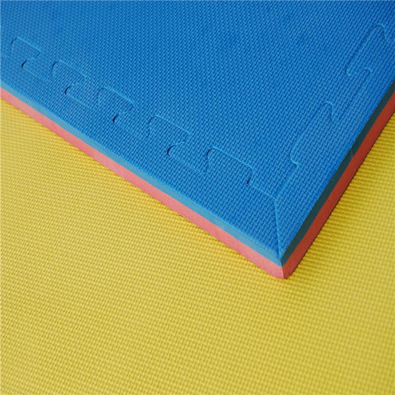 eva foam square mats
