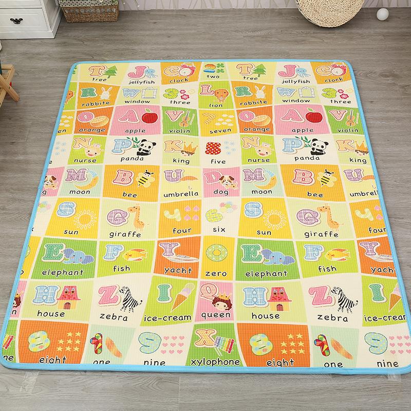 Extra thick baby folding mat/ EPE XPE Crawling mat/baby gaming mat