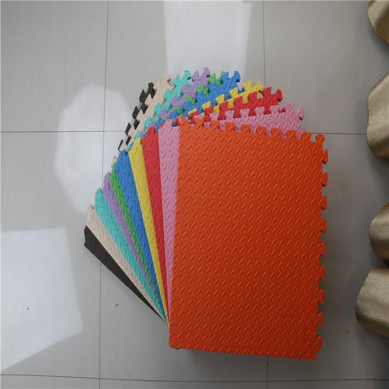 Wholesale Interlocking EVA Martial Arts Puzzle Mats