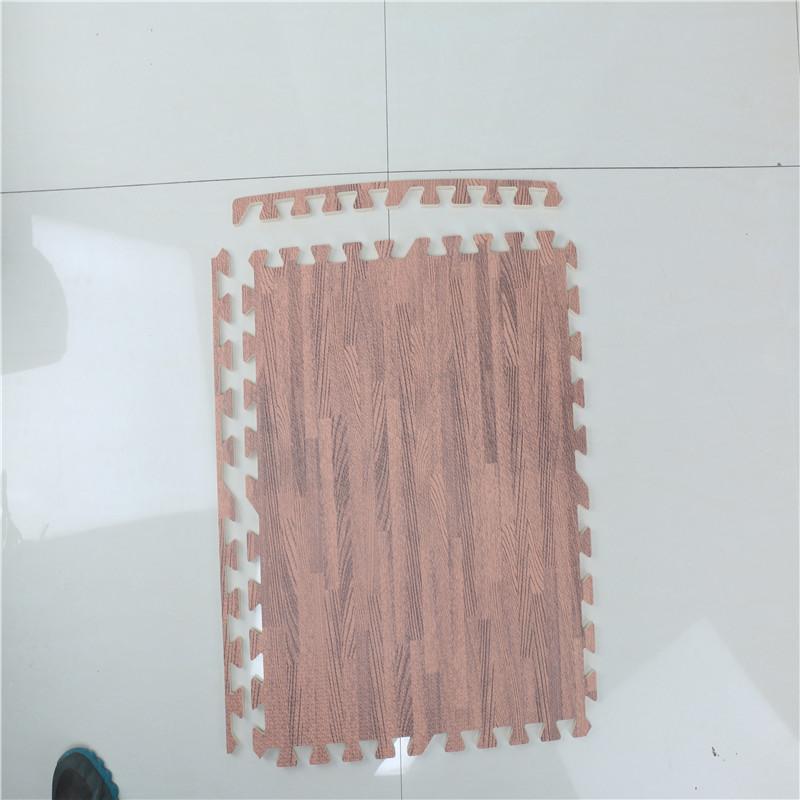 custom foam mat