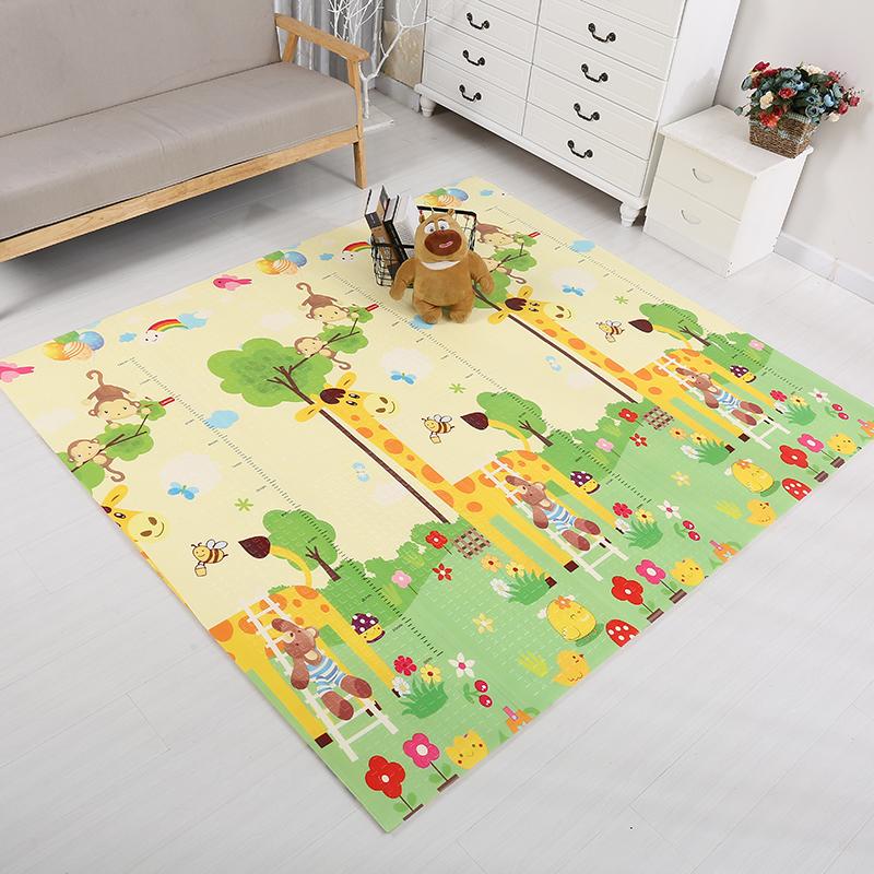 multifunctional baby crawling mat